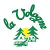 Camping La Vologne Vosges France : Vos vacances à la montagne Logo